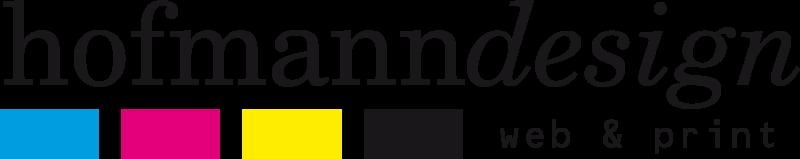 hofmanndesign | Gestaltungen für Web & Print Logo