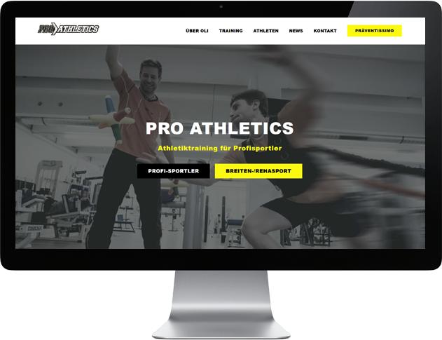 pro athletics