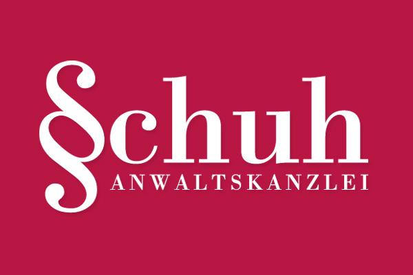 Logo Anwaltskanzlei Schuh