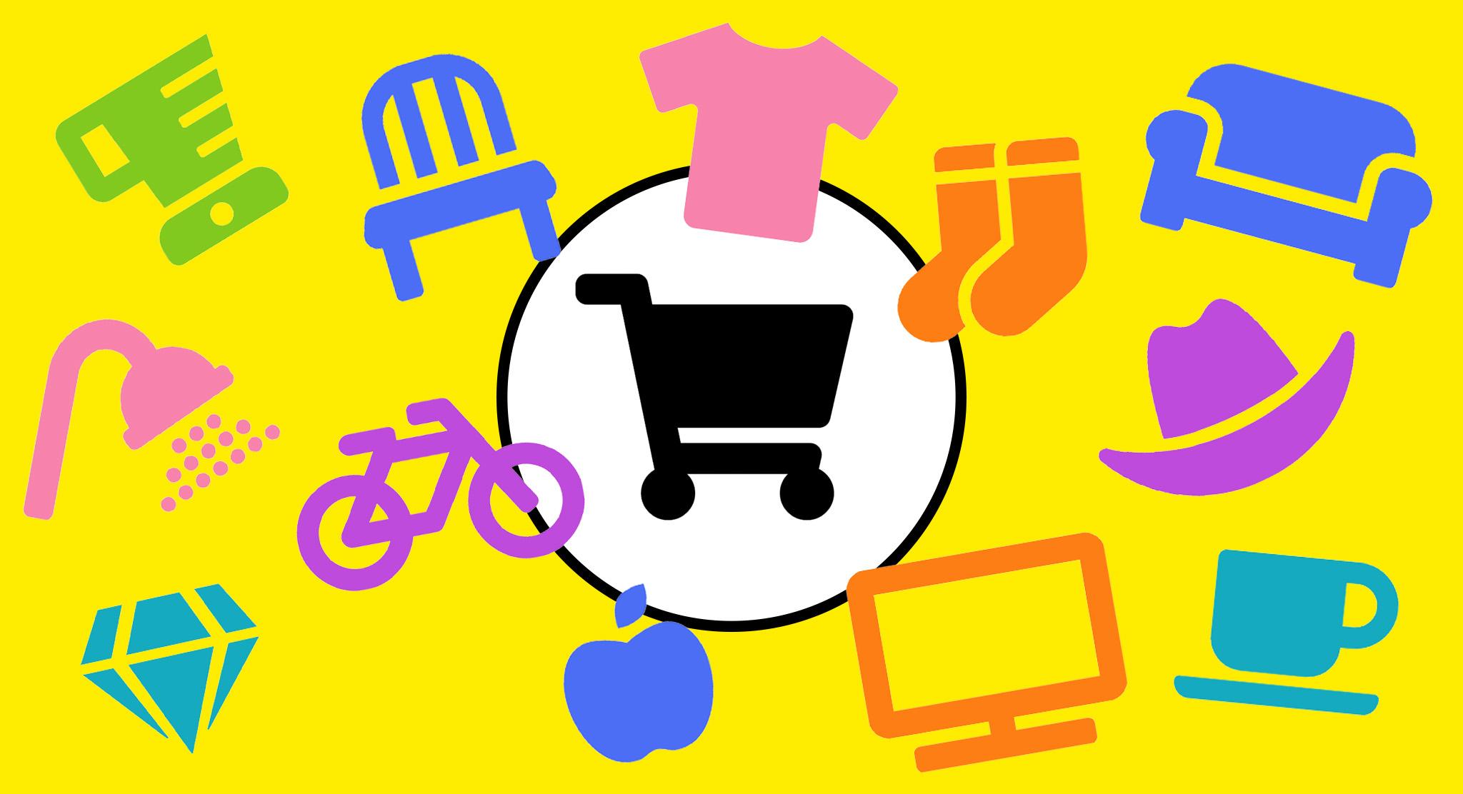 Produkte online verkaufen mit Ihrem Webshop
