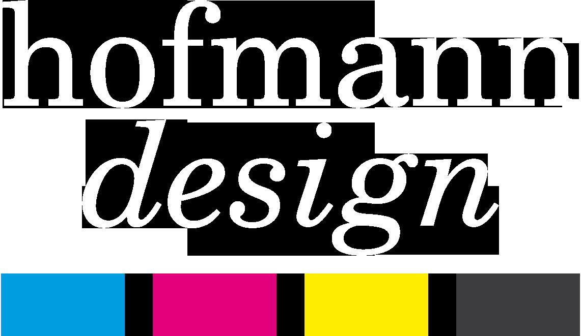 hofmanndesign   Gestaltungen für Web & Print Logo